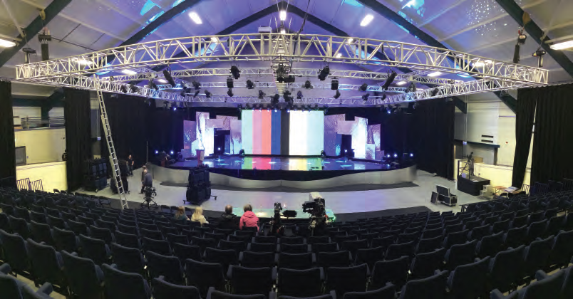 Westent providing specialist solutions in design and for Tisch design for stage and film